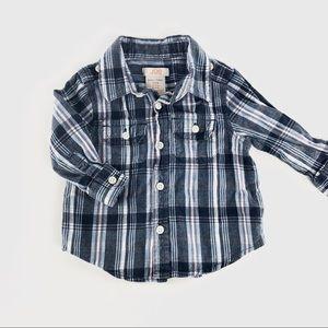 Joe Fresh button down shirt